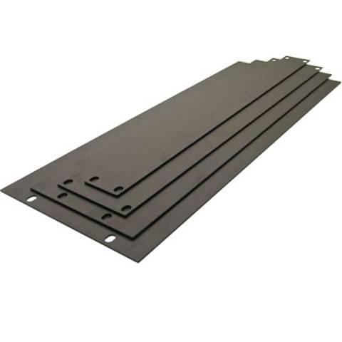 Bilde av 1u. Aluminium Panel, Flatt